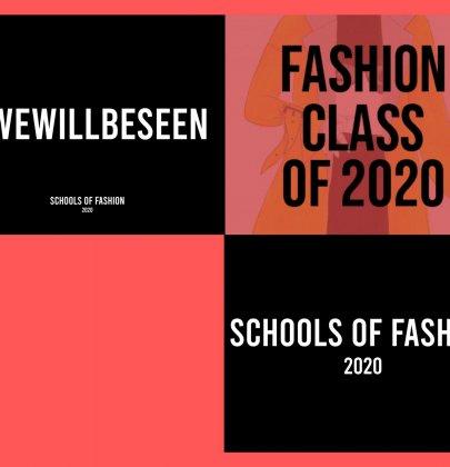 FASHION GRADS OF 2020 – WHAT NEXT?